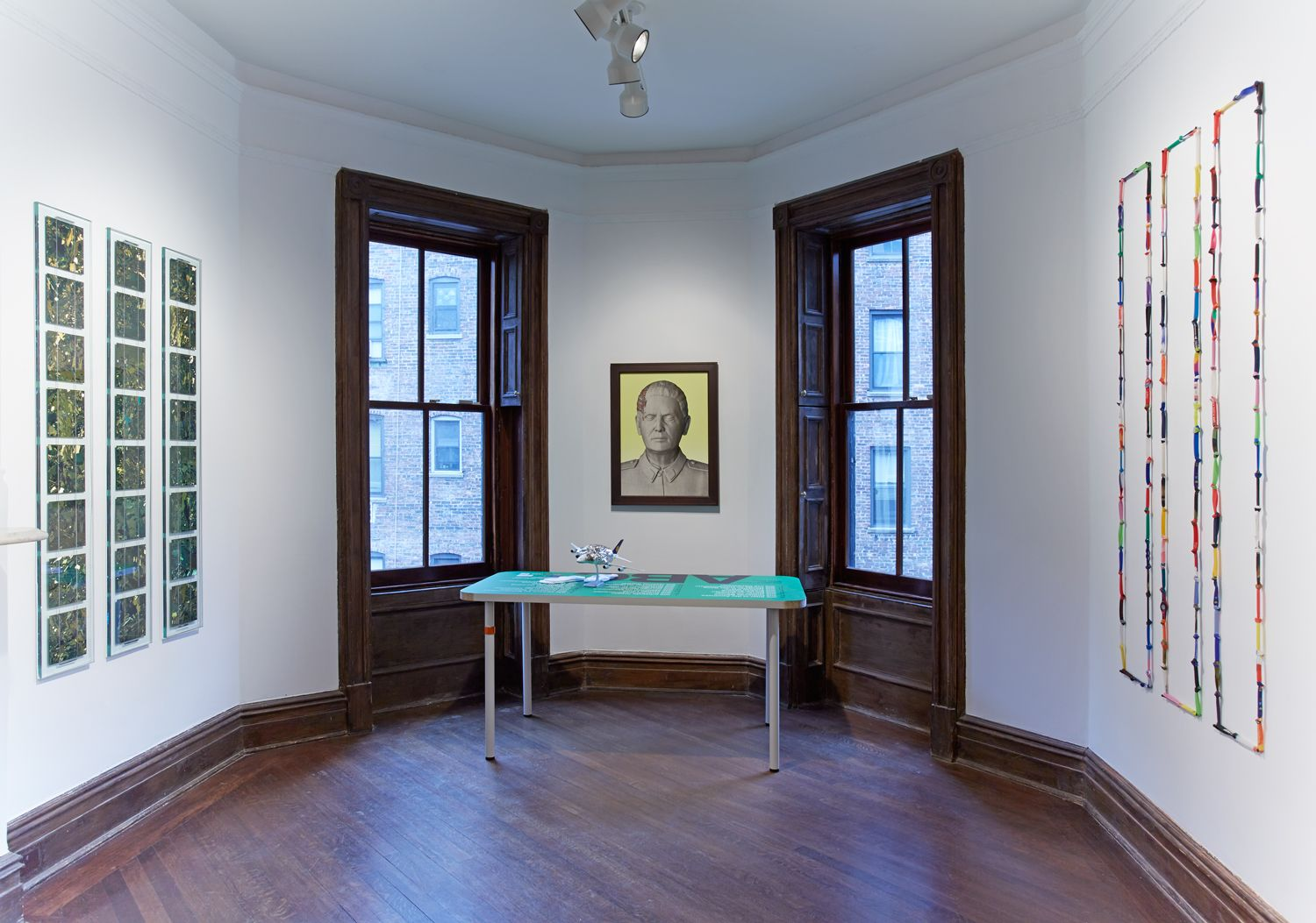 Out of Memory (Installation View), Marianne Boesky Gallery, Uptown, 2013