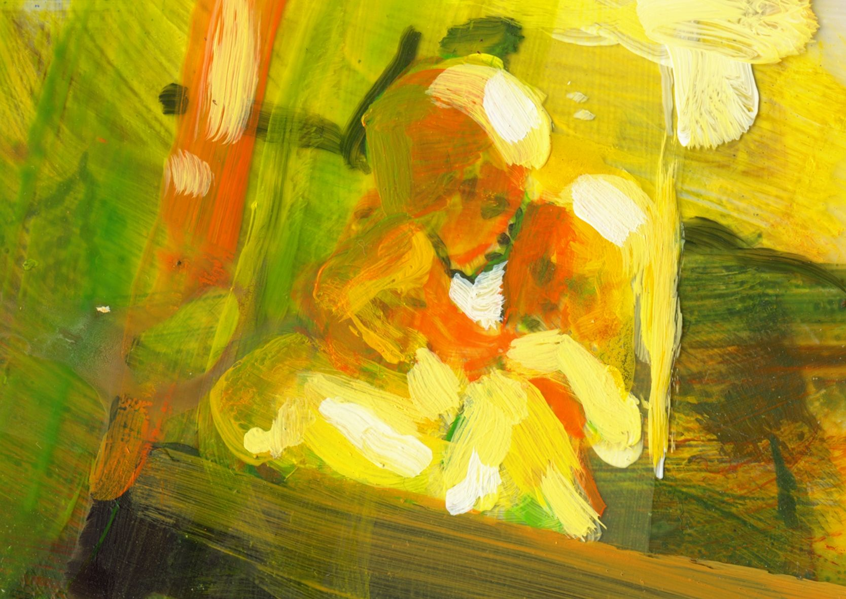 Still from Reflect, 2005, Animation on DVD