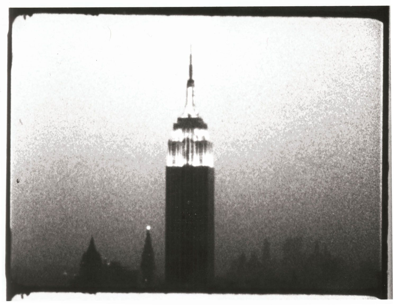 Andy Warhol, Still from Empire, 1964