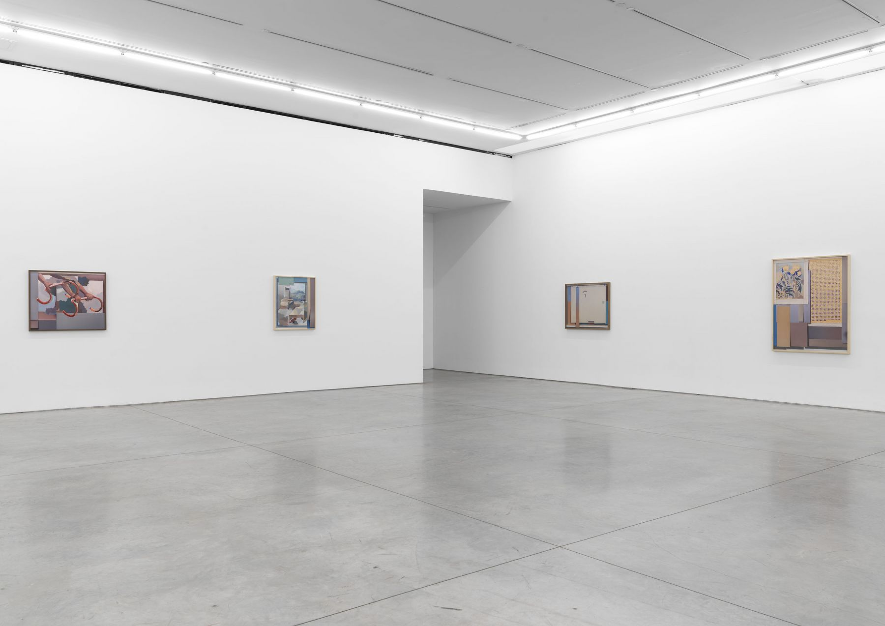 Holding Environment(Installation View)