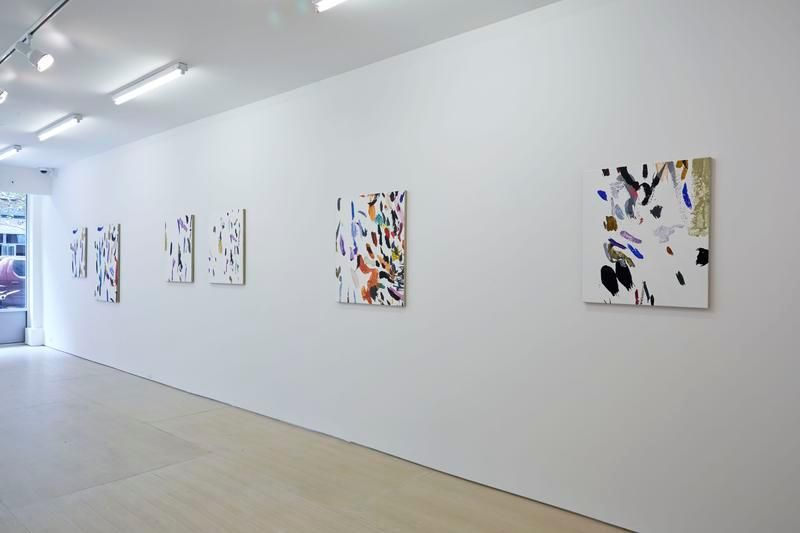 Mimetic Pleasures (Installation View), 	BOESKY EAST, 2014