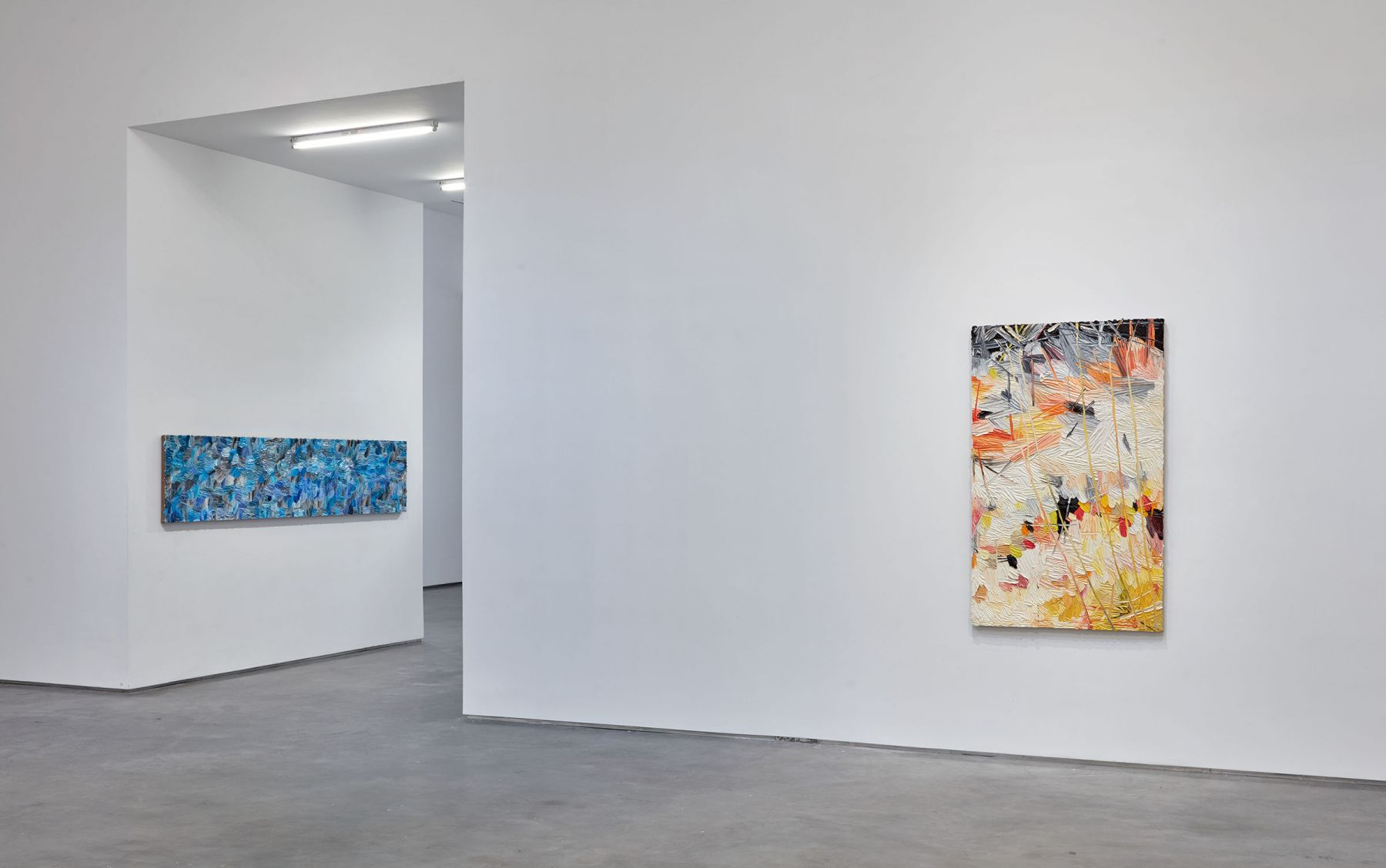 Installation View, whatever, a vibrant holiday, October 27 – December 17, 2016