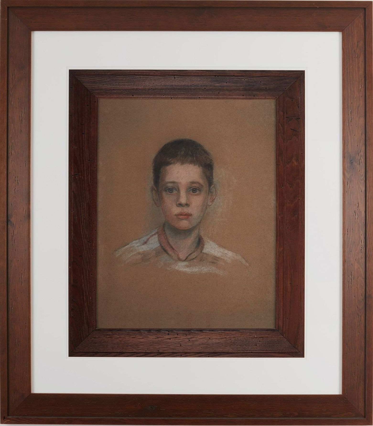 portrait of a young boy by john waters
