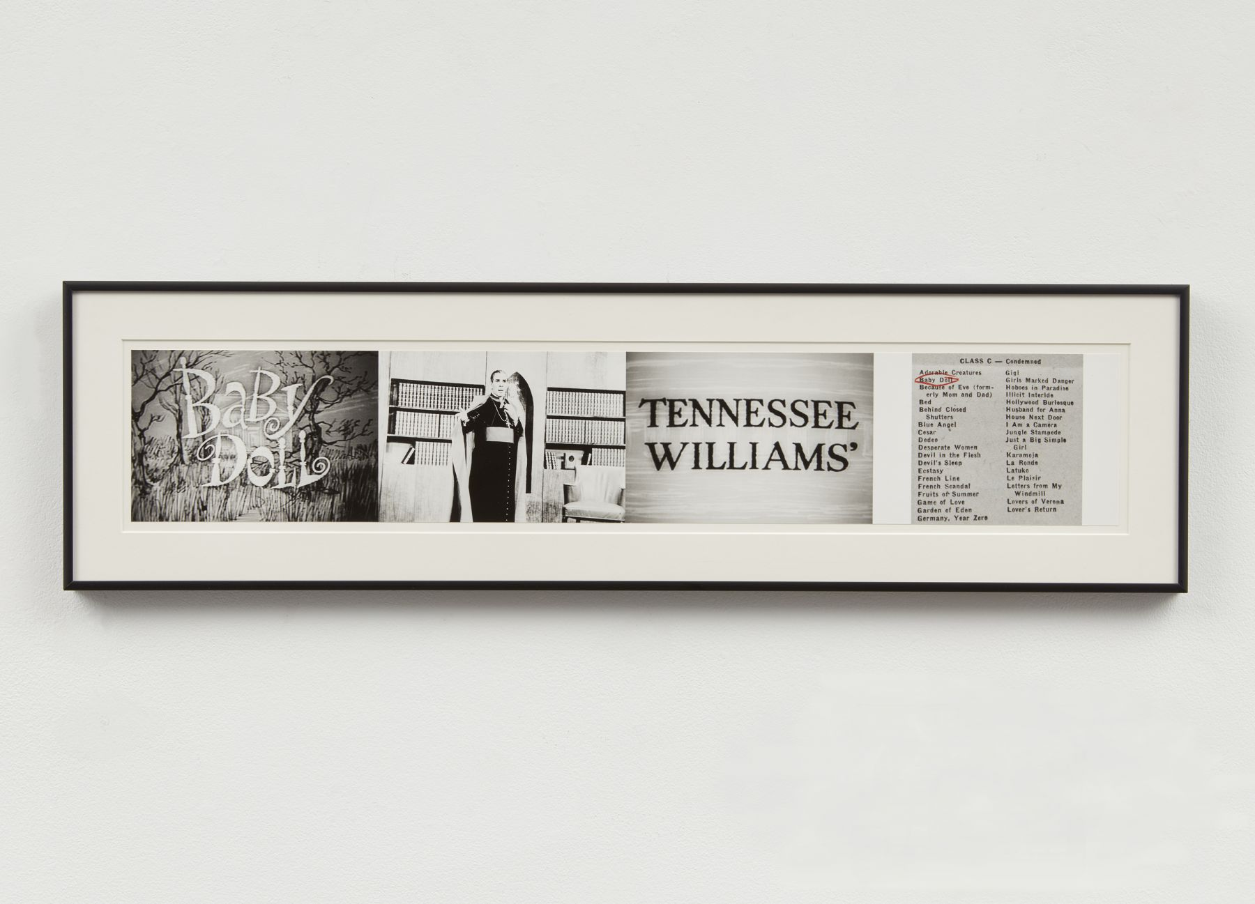 prints by John Waters - the baltimore based artist and film maker