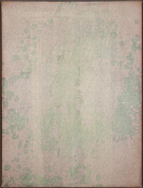 Andy Warhol, Diamond Dust Oxidation Painting, 1978