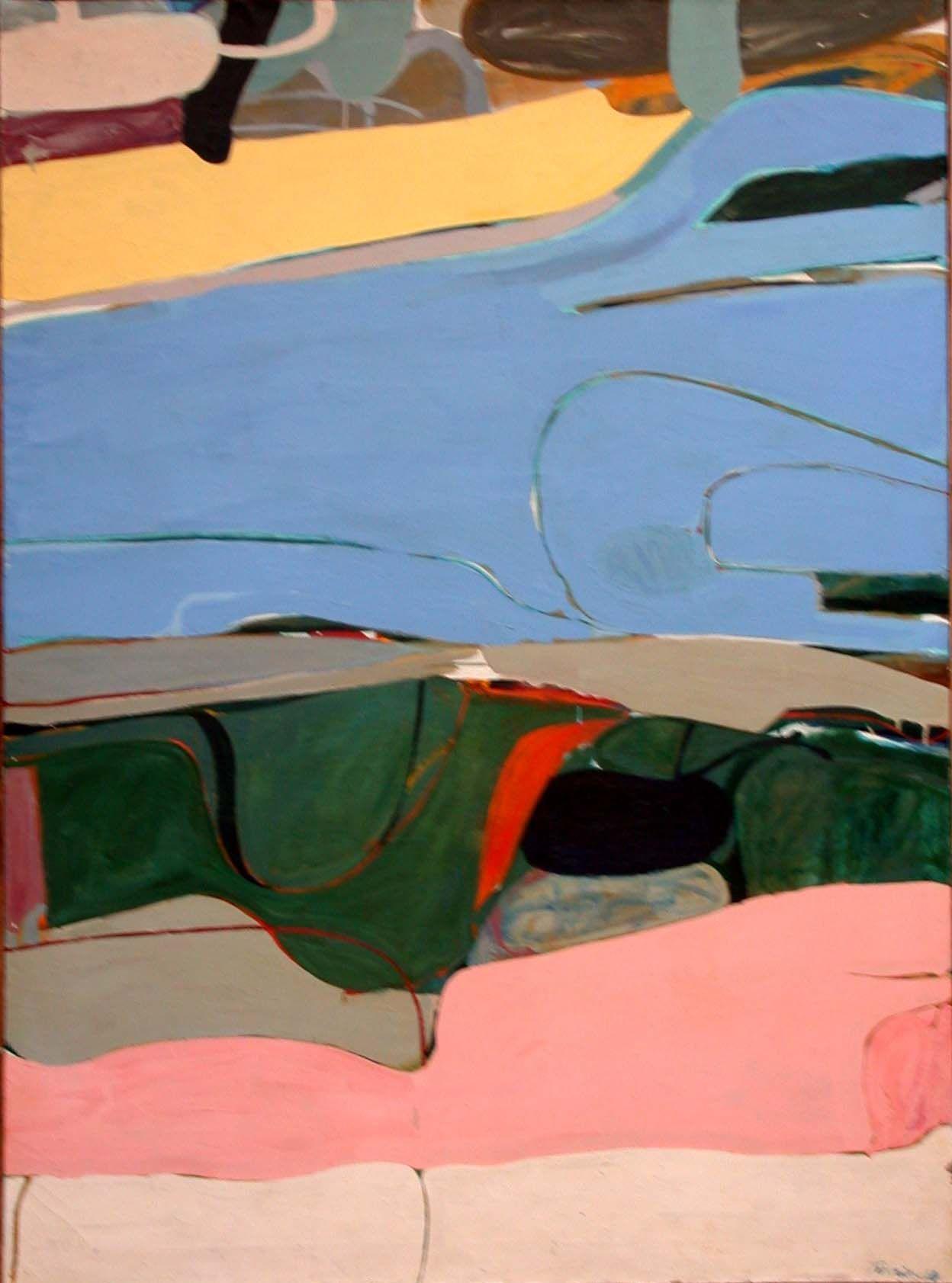 James Jarvaise, Hudson River Series (Landscape #53), 1959