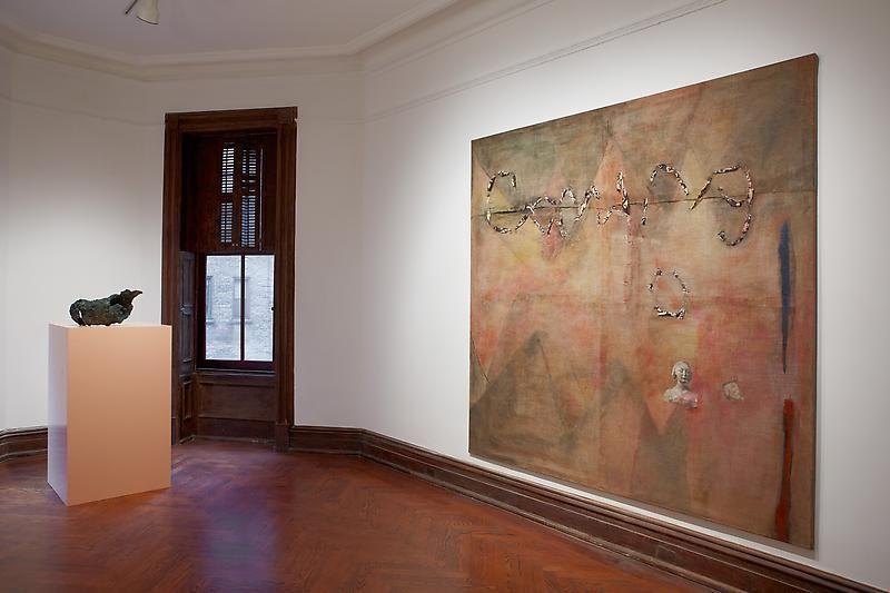 Trieste(Installation View), Marianne Boesky Gallery, Uptown, 2013