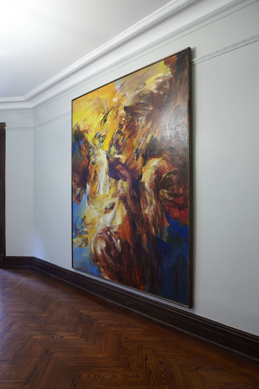 I.G.Y.(Installation View), Marianne Boesky Gallery, Uptown, 2010