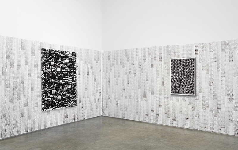 Maker's Mark (Installation View), 	Marianne Boesky Gallery, 2015