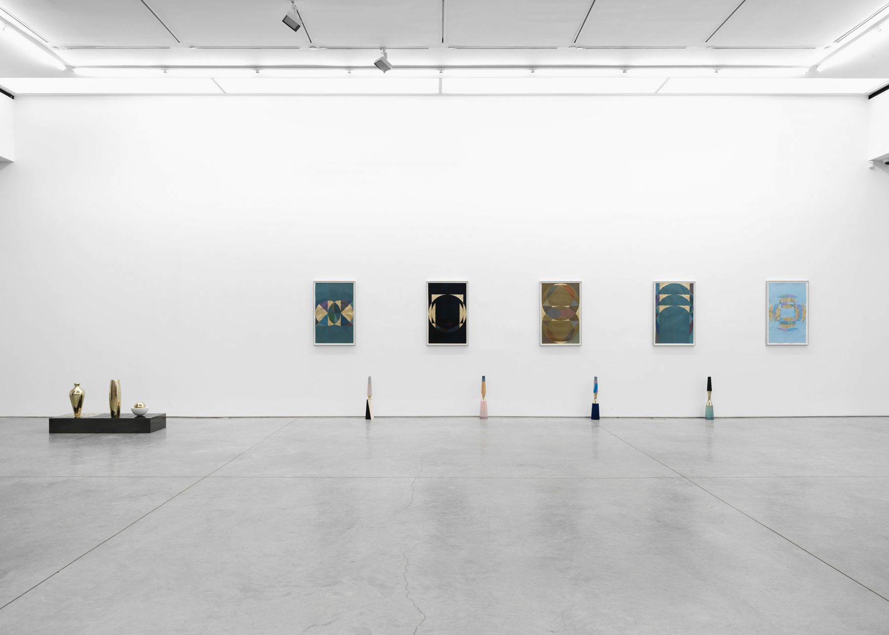 Chapter (Installation View)