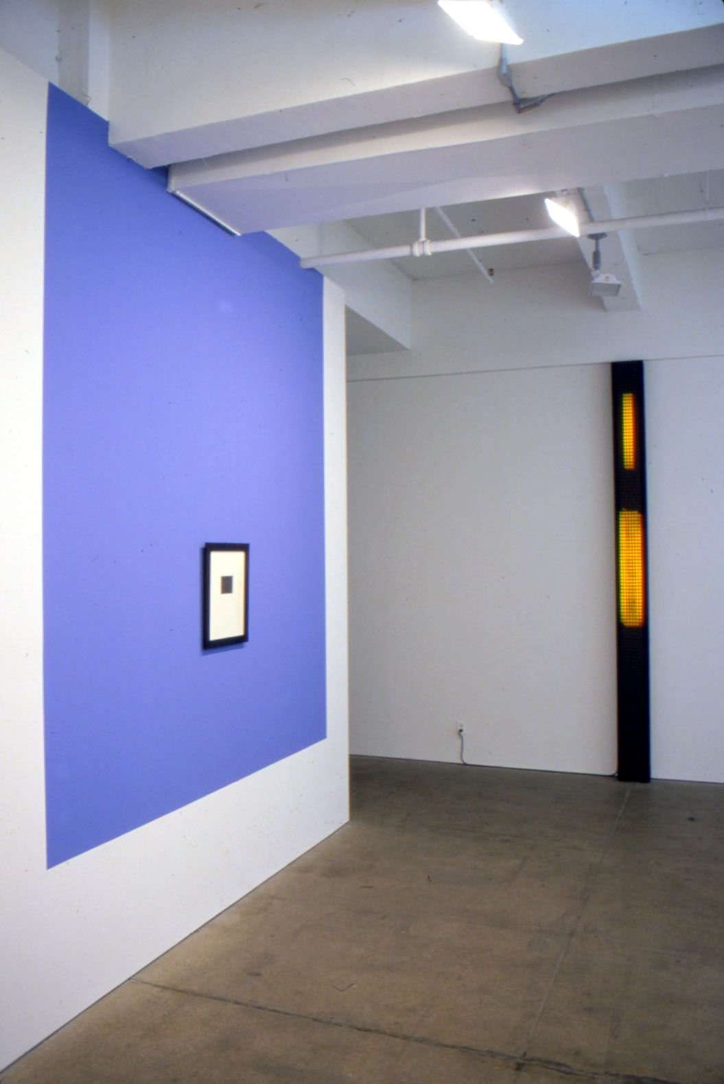 Vapor Group Show(Installation View), Marianne Boesky Gallery, 2002