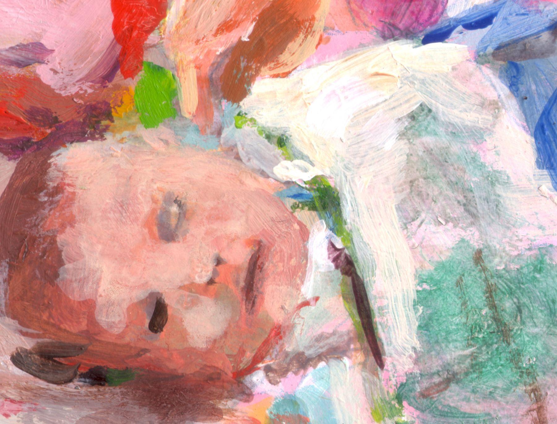 Still from Sleep, 2005, Animation on DVD