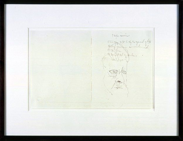 Mr. Gay in the U.S.A. #7, 2001, Graphite on paper