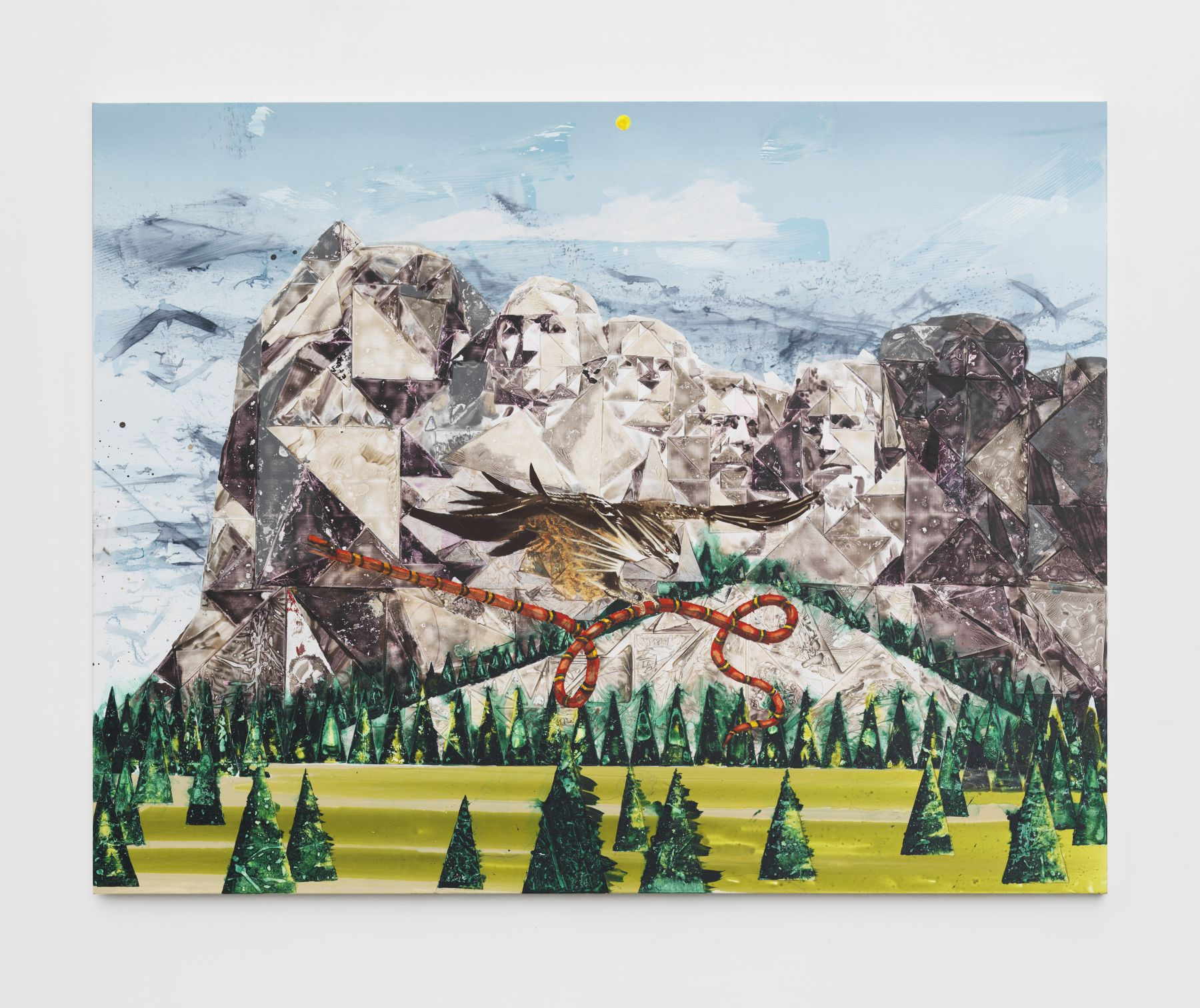 Mt. Rushmore No. 2, 2018