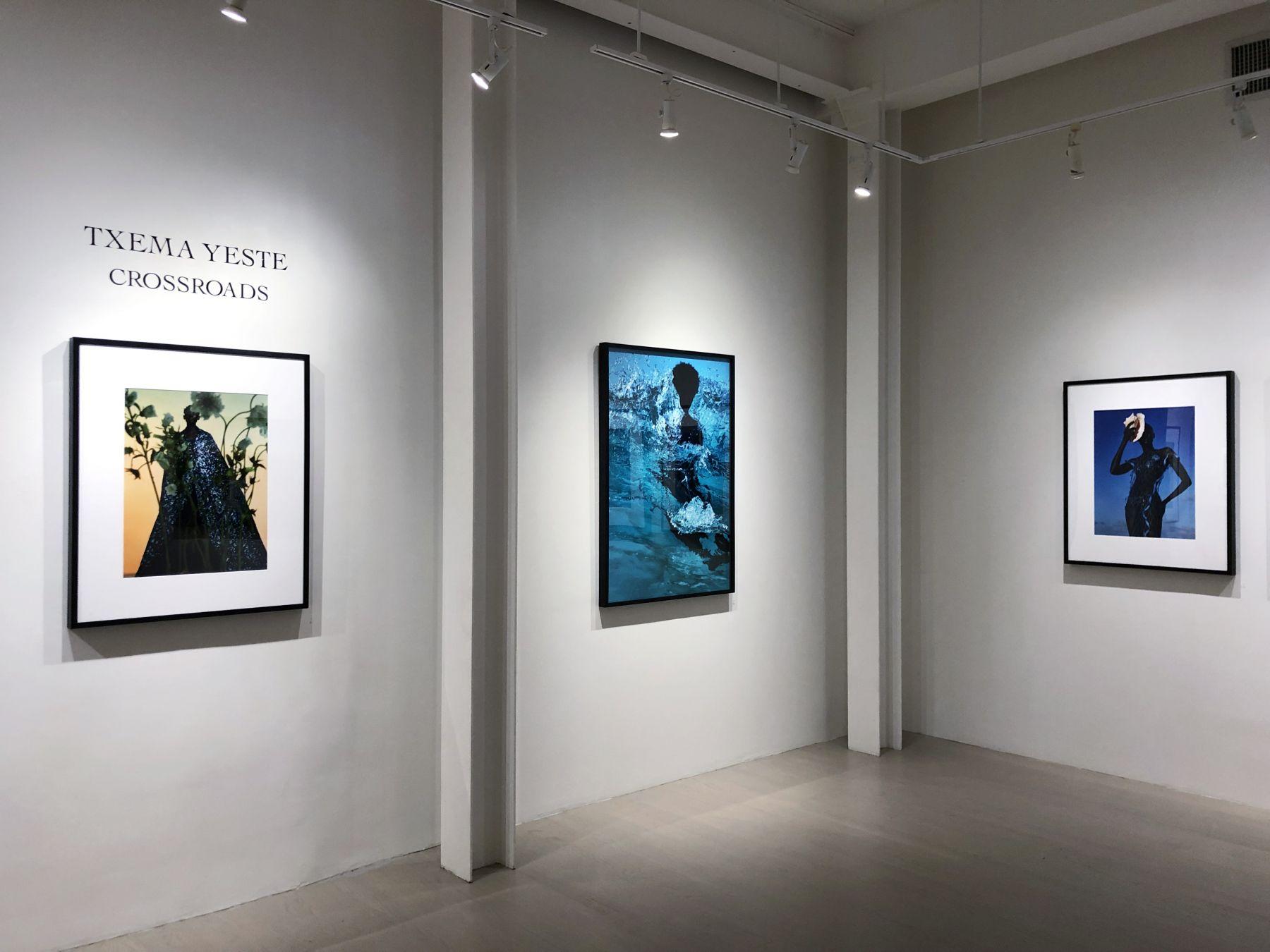 Txema Yeste, Exhibition View