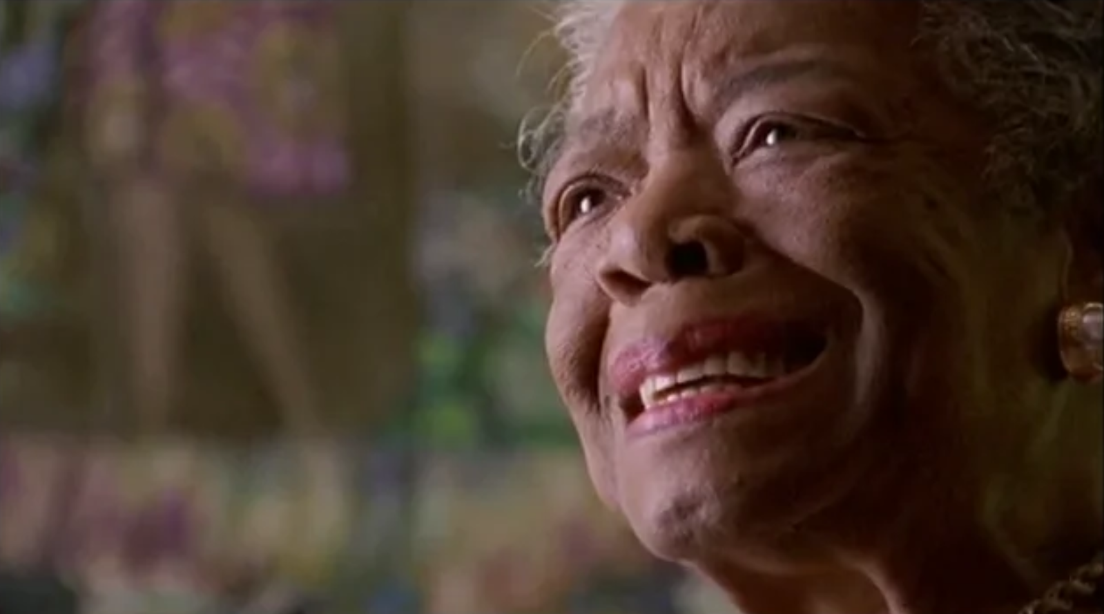 Maya Angelou US Olympics