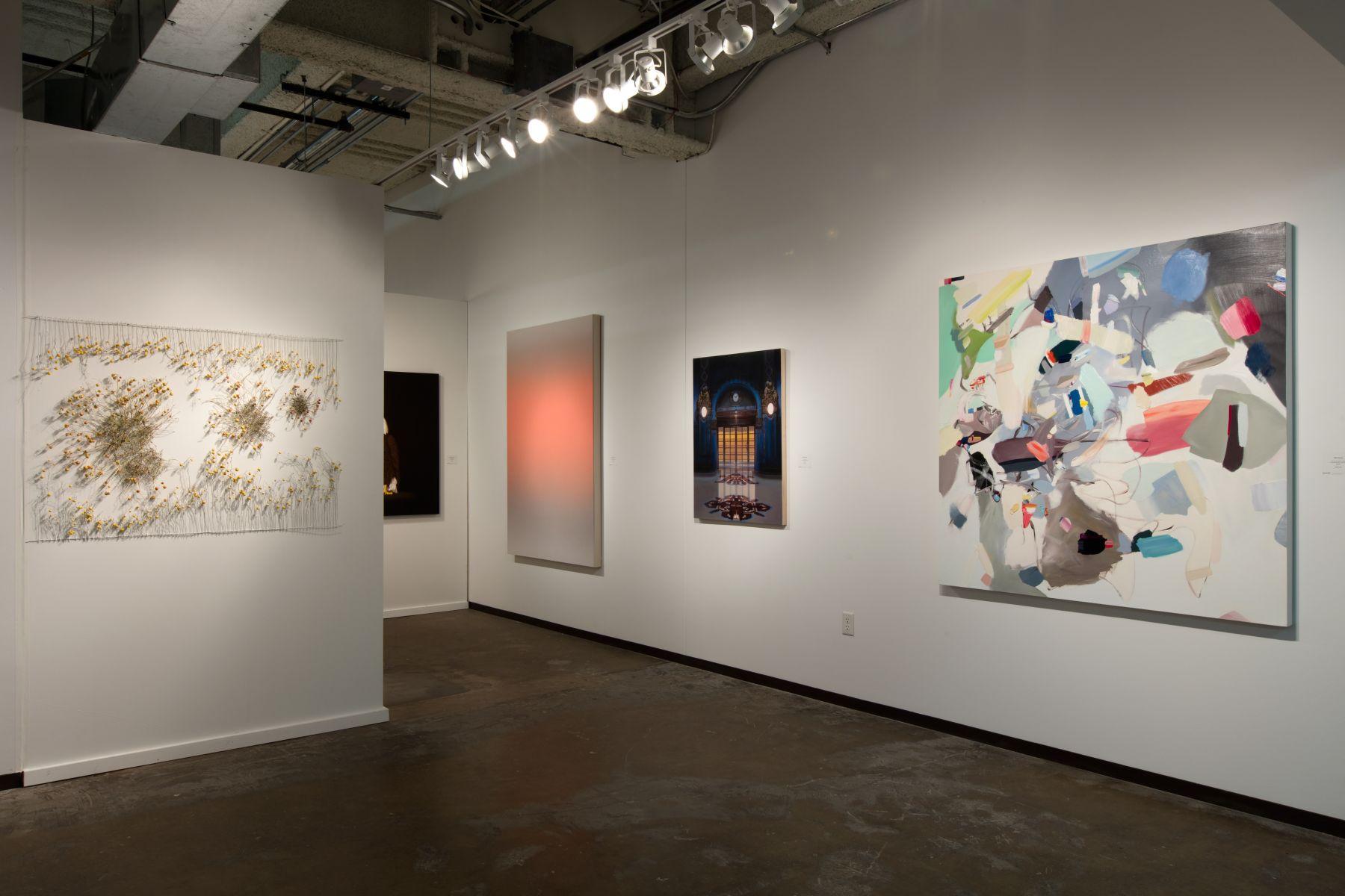 Cris Worley Fine Arts at the 2016Dallas Art Fair: Booth F17B