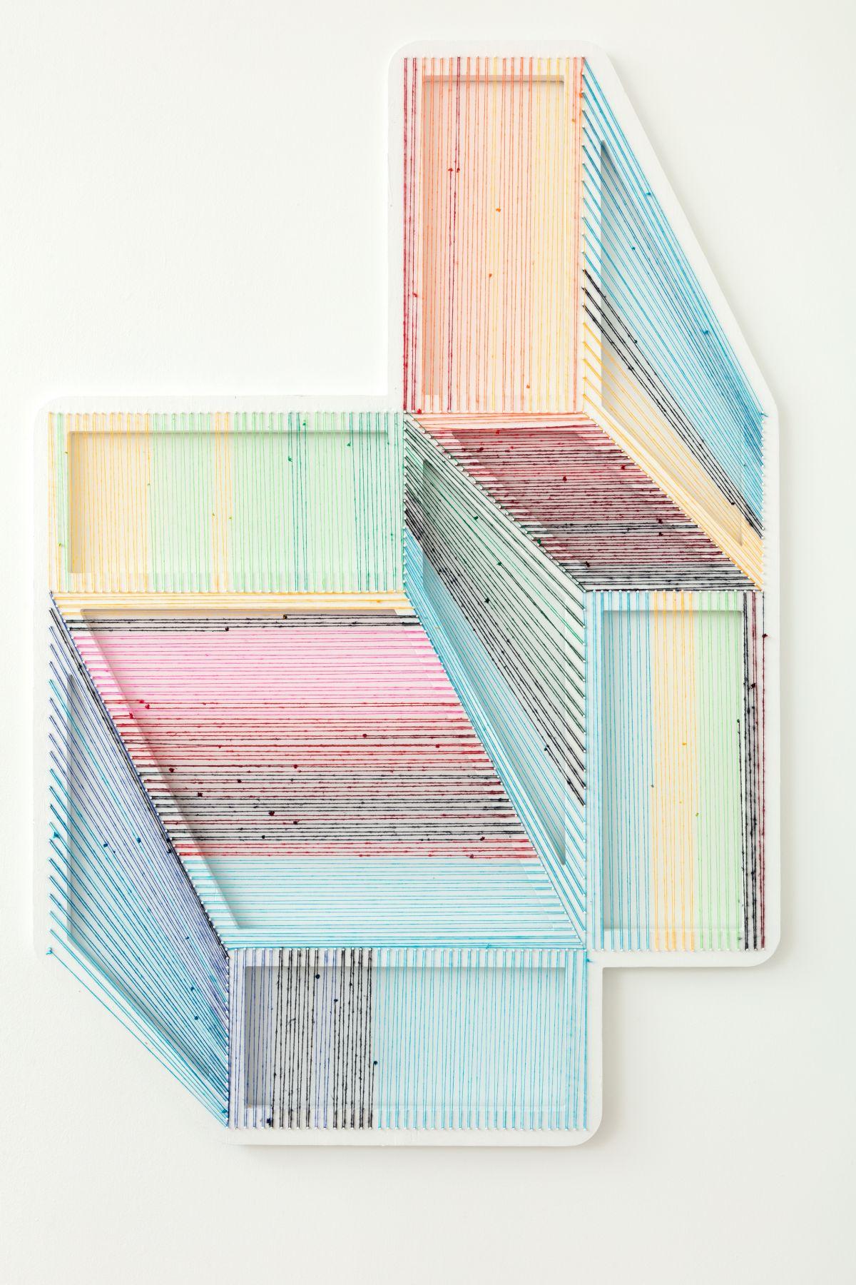 Adrian Esparza, Staircase, 2019