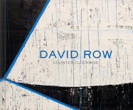 David Row Counter Clockwise Exhibition catalogue