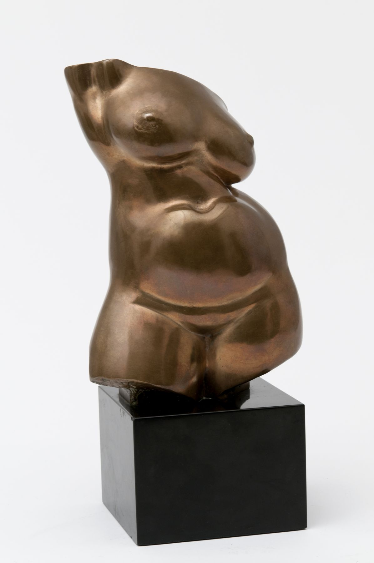 Gaston Lachaise, Classic Torso, 1928, Bronze, 10 3/4 h x 7 3/8 w x 4 1/4 d inches, Edition of 7