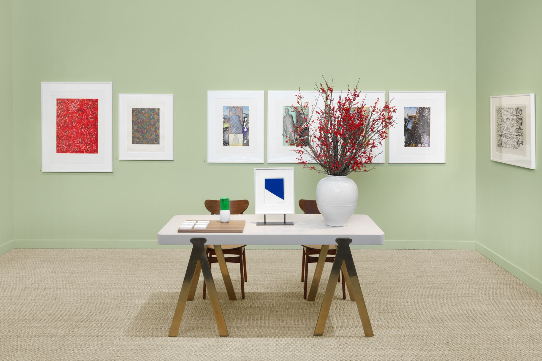 IFPDA Fine Art Print Fair, October 23-27, 2019