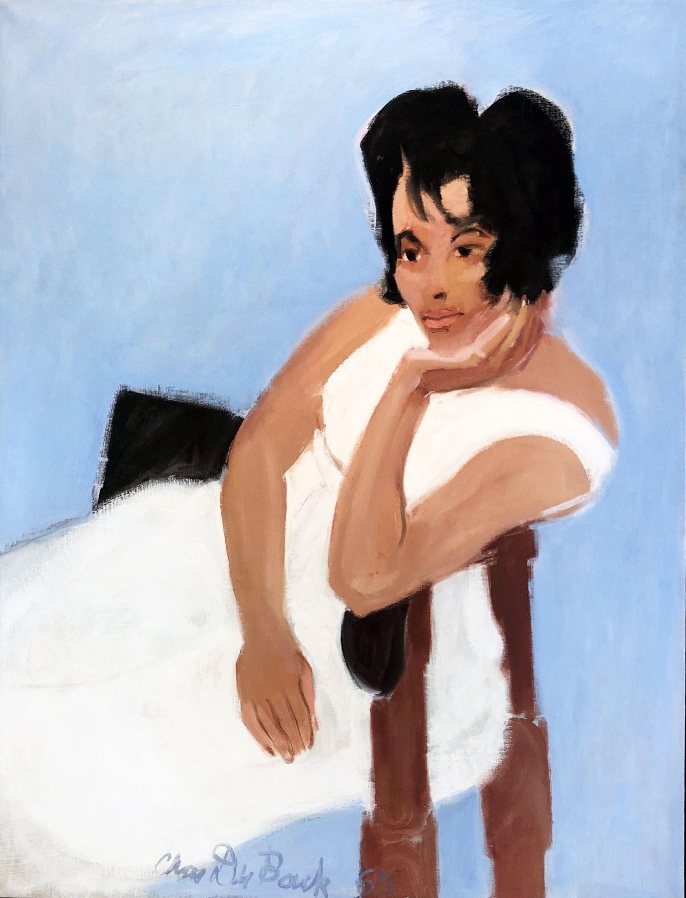 Charles DuBack (1926-2015), Model, 1963