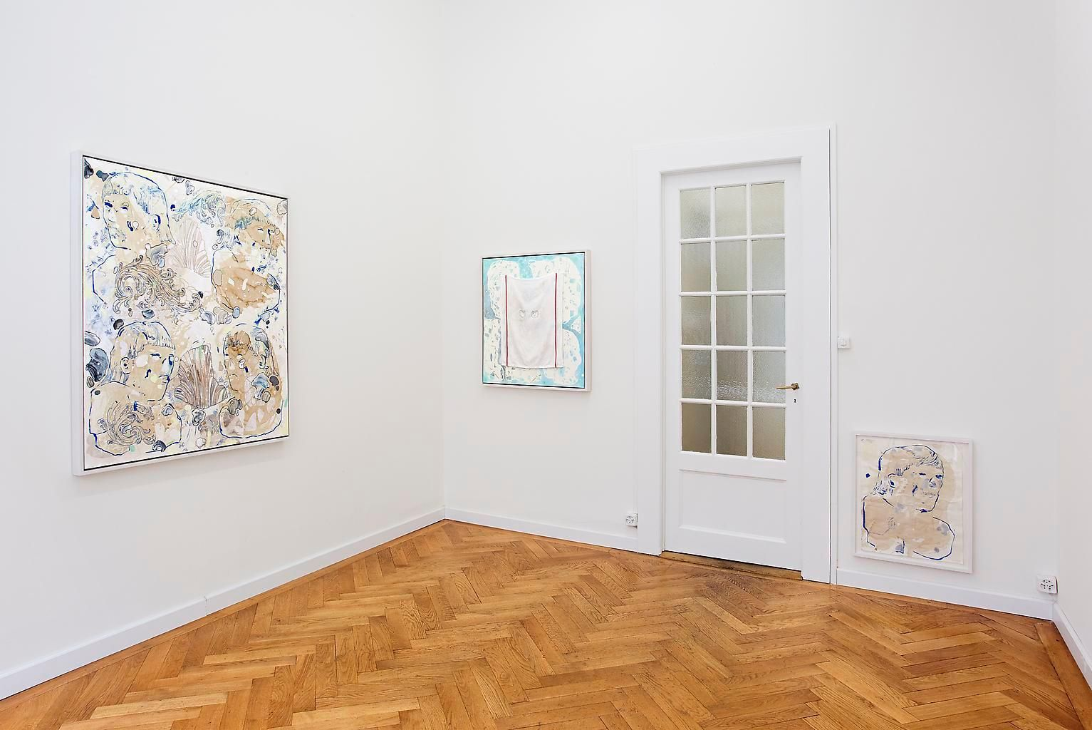 Installation view, Carter, Forthcoming, Marc Jancou, Geneva, September 15 - December 23, 2011