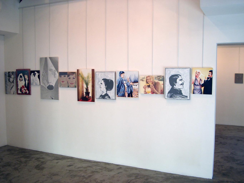 Slawomir Elsner: Panorama, Installation
