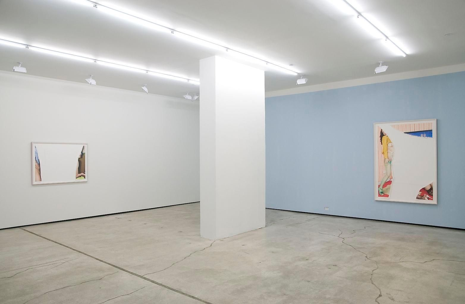 Installation view, Slawomir Elsner, Collecting Images, Marc Jancou, New York, June 7 - July 29, 2011