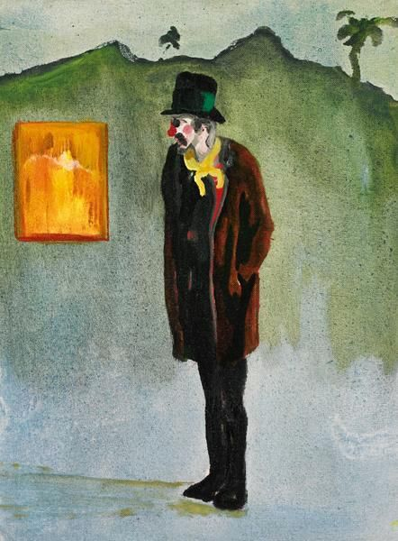 Peter Doig, 	Cold Blooded