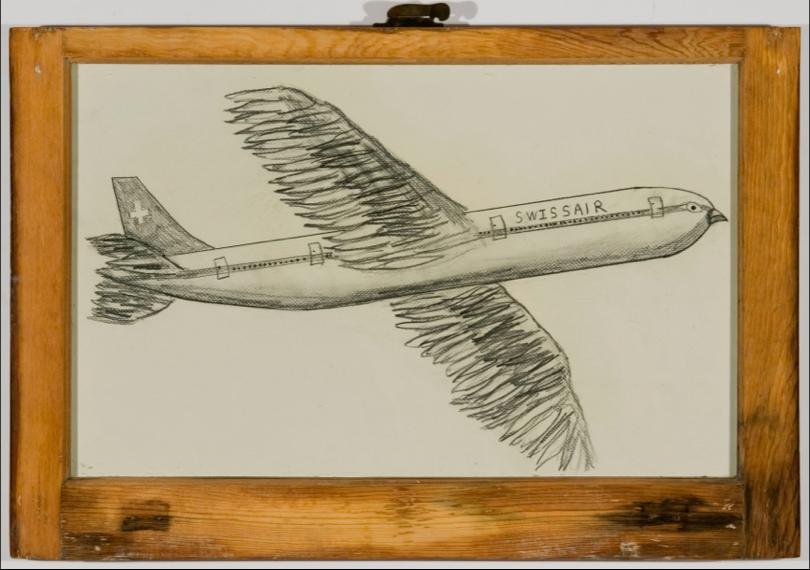 Vahakn Arslanian, Wing of Swissair
