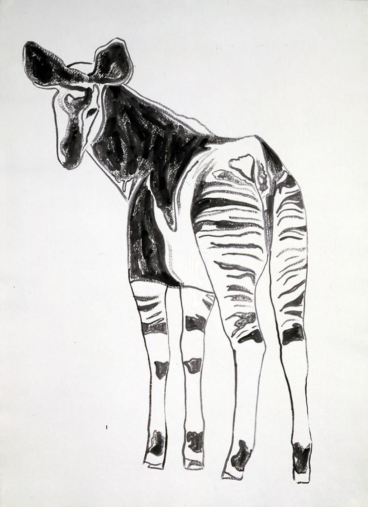 Vanishing Animals: Okapi, 1986