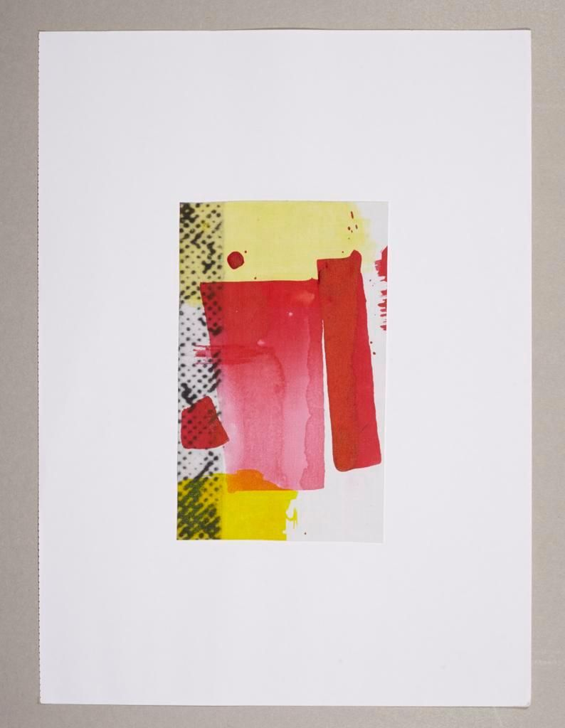 Ian Anull, Untitled,, 	mixed media, 1980-2000,