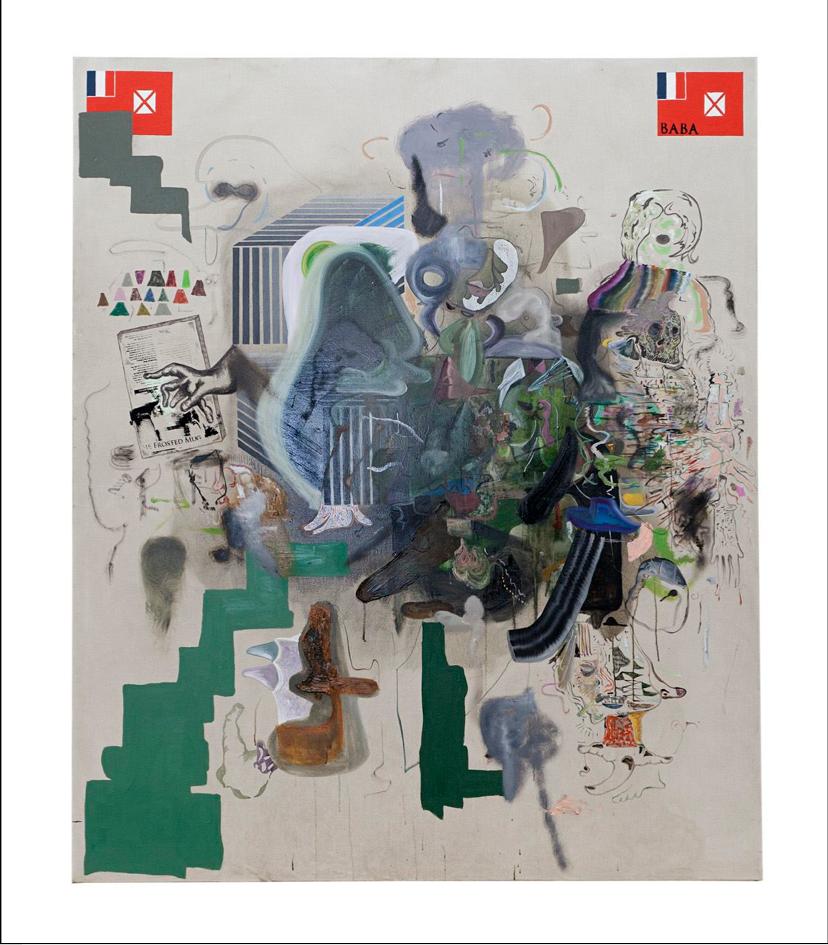 Michael Bauer, Untitled