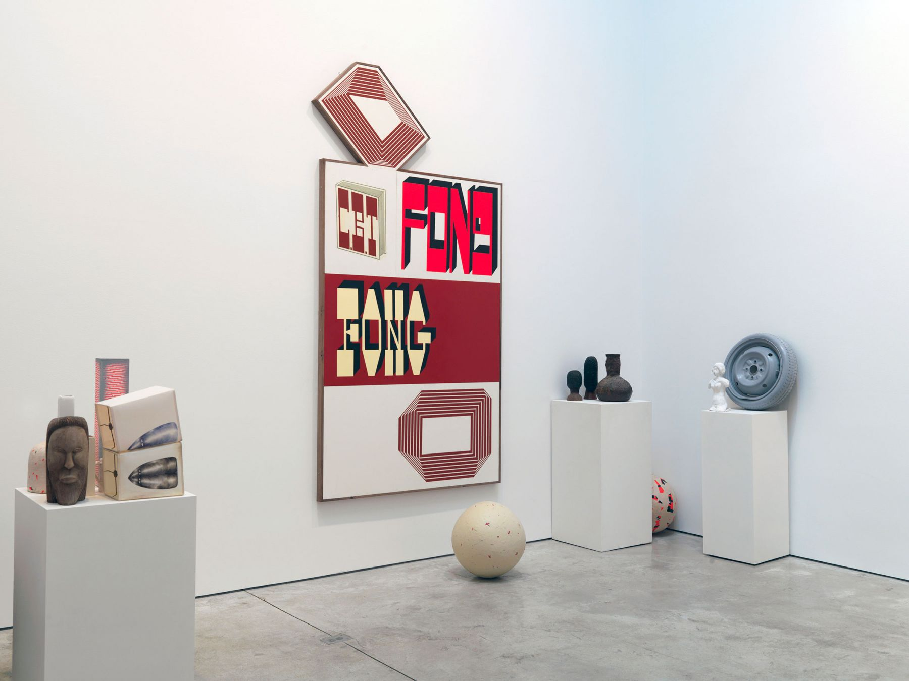 Barry McGee - Installation