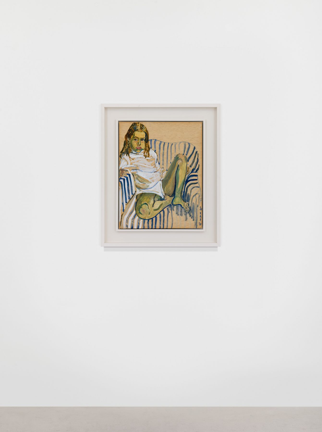 Alice Neel - Installation View