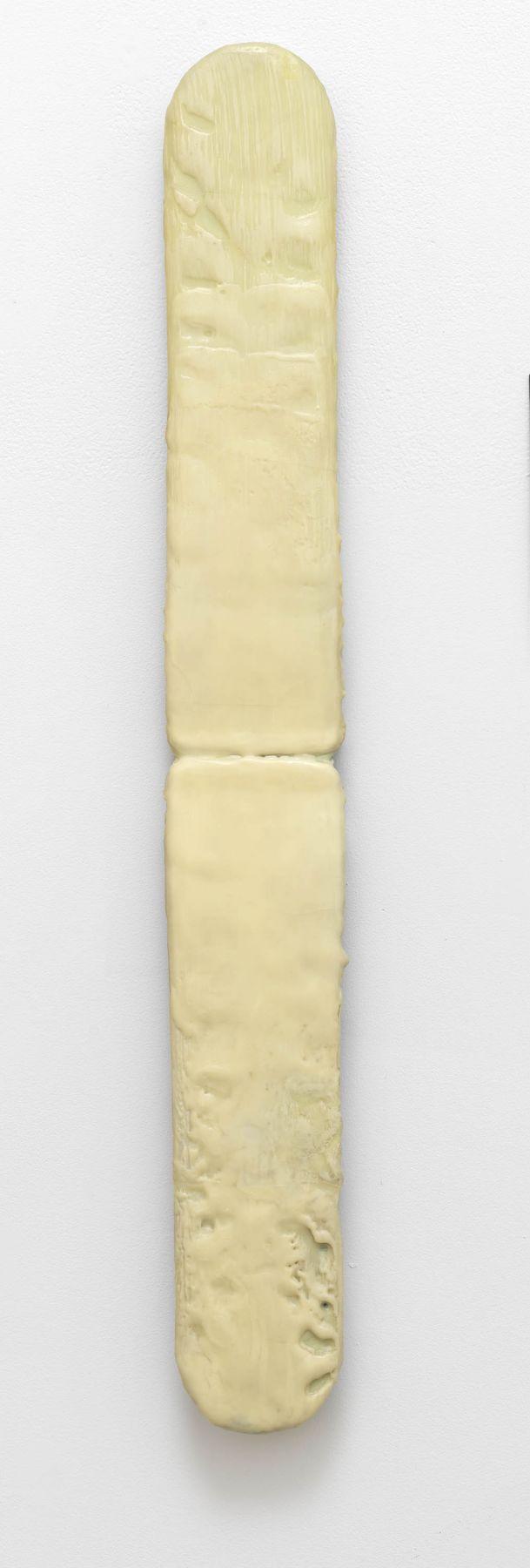 Lynda Benglis - Chalk-Wax 1