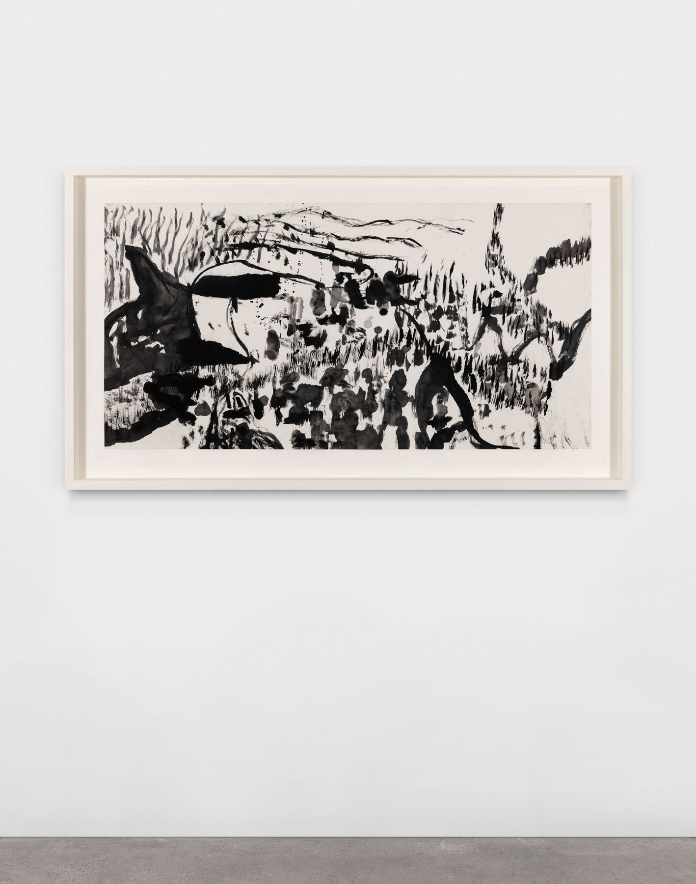 MW.40550 Untitled 2014 Landscape - figure