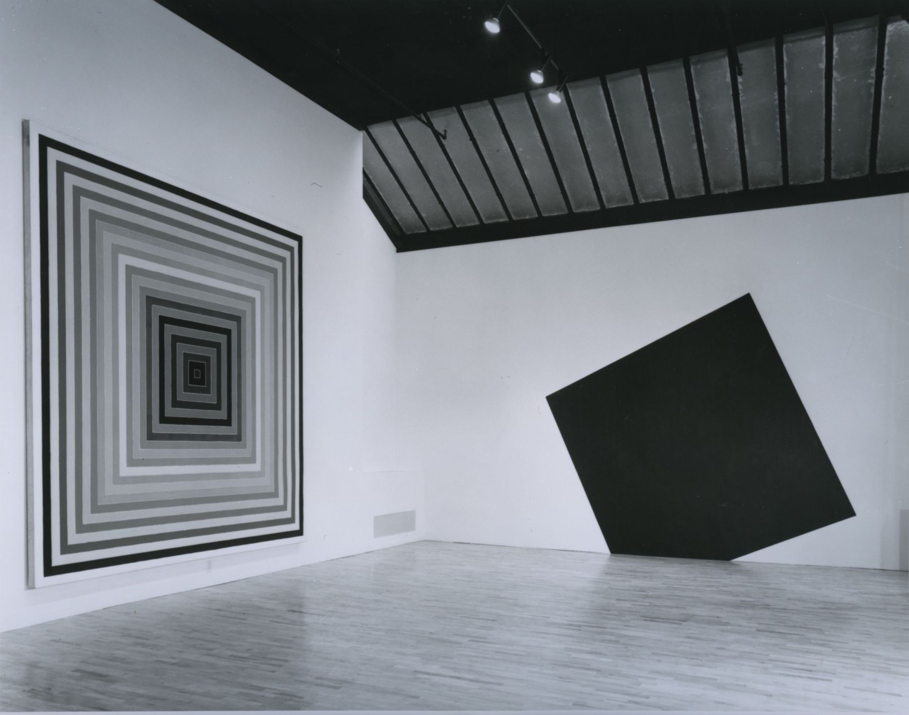 Installation view, Opening Exhibition, 142 GREENE.