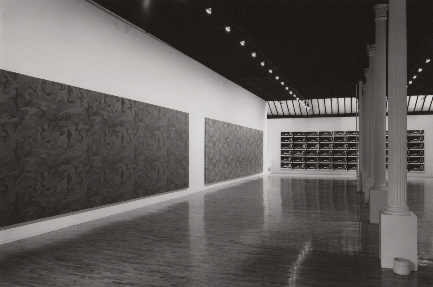 Installation view, Andy Warhol, 142 GREENE