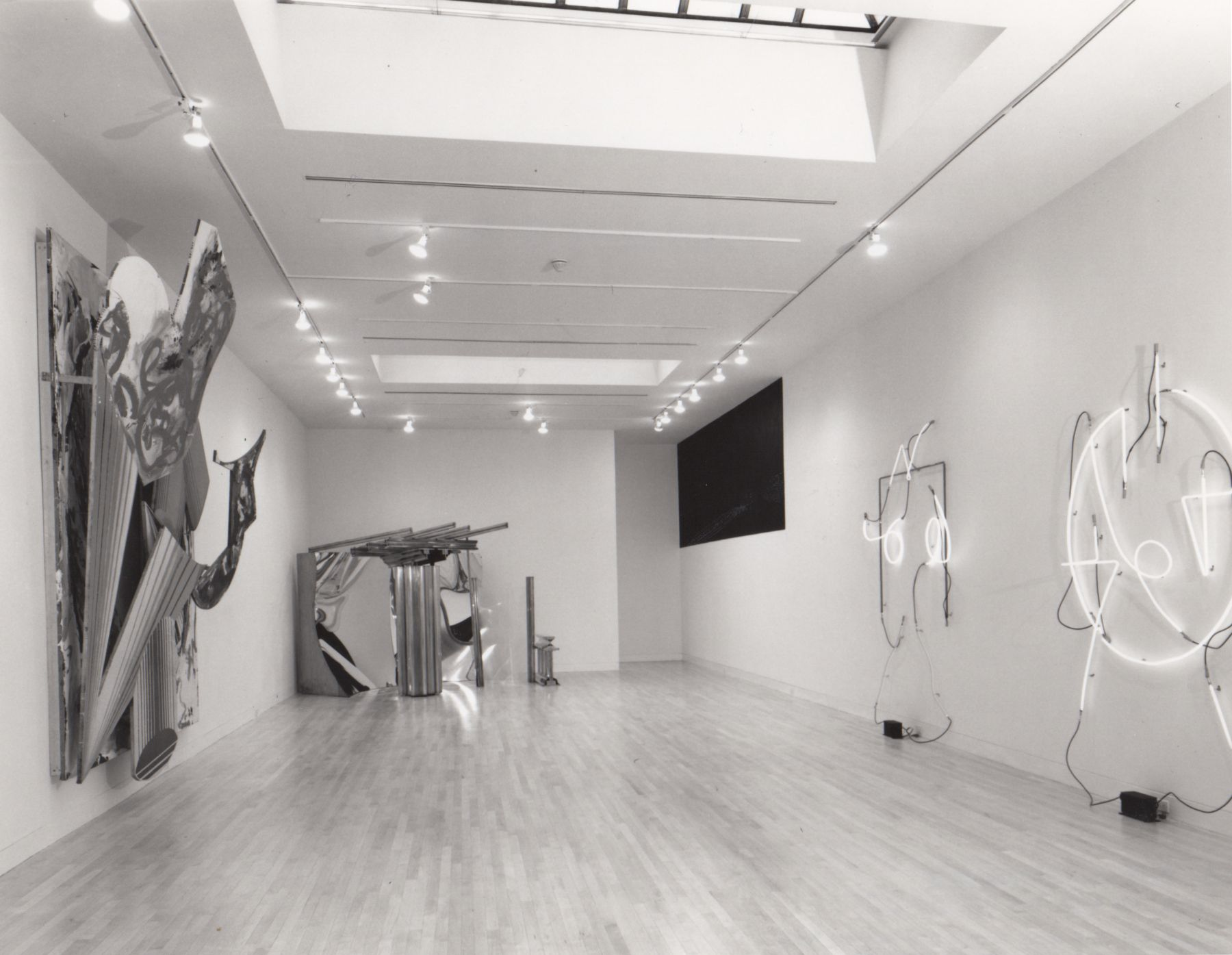 Installation view, Summer Group Show, 65 THOMPSON