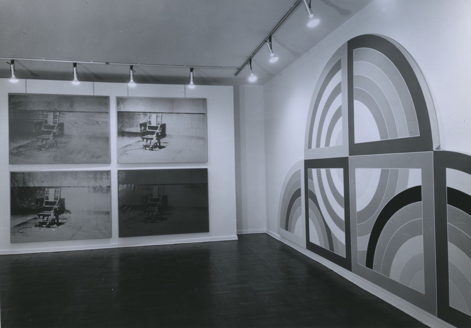 Installation view, Group Exhibition, 4 EAST 77.