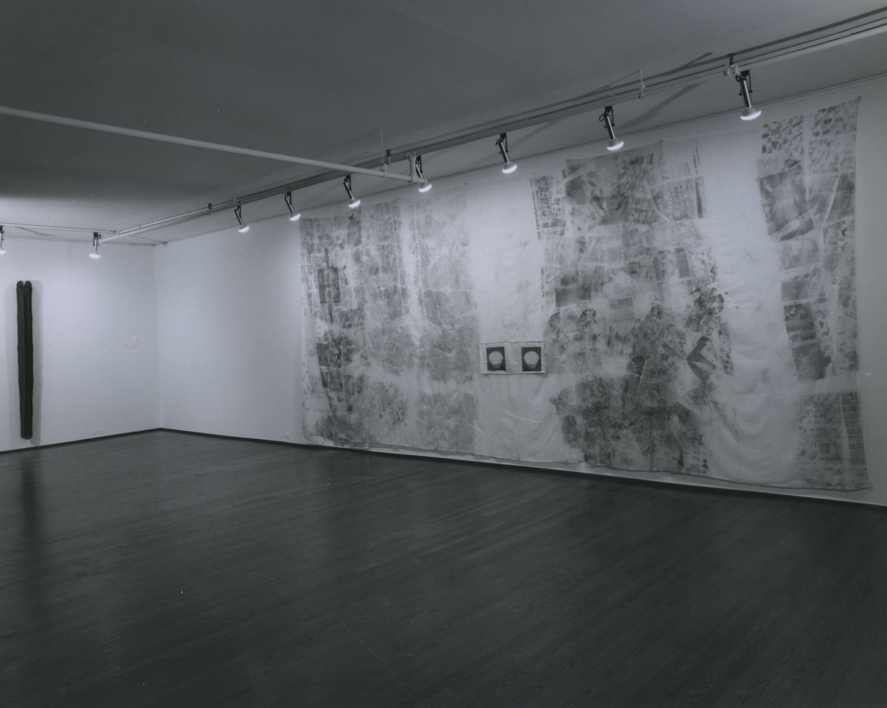 Installation view, Group Exhibition, 420 WEST BROADWAY