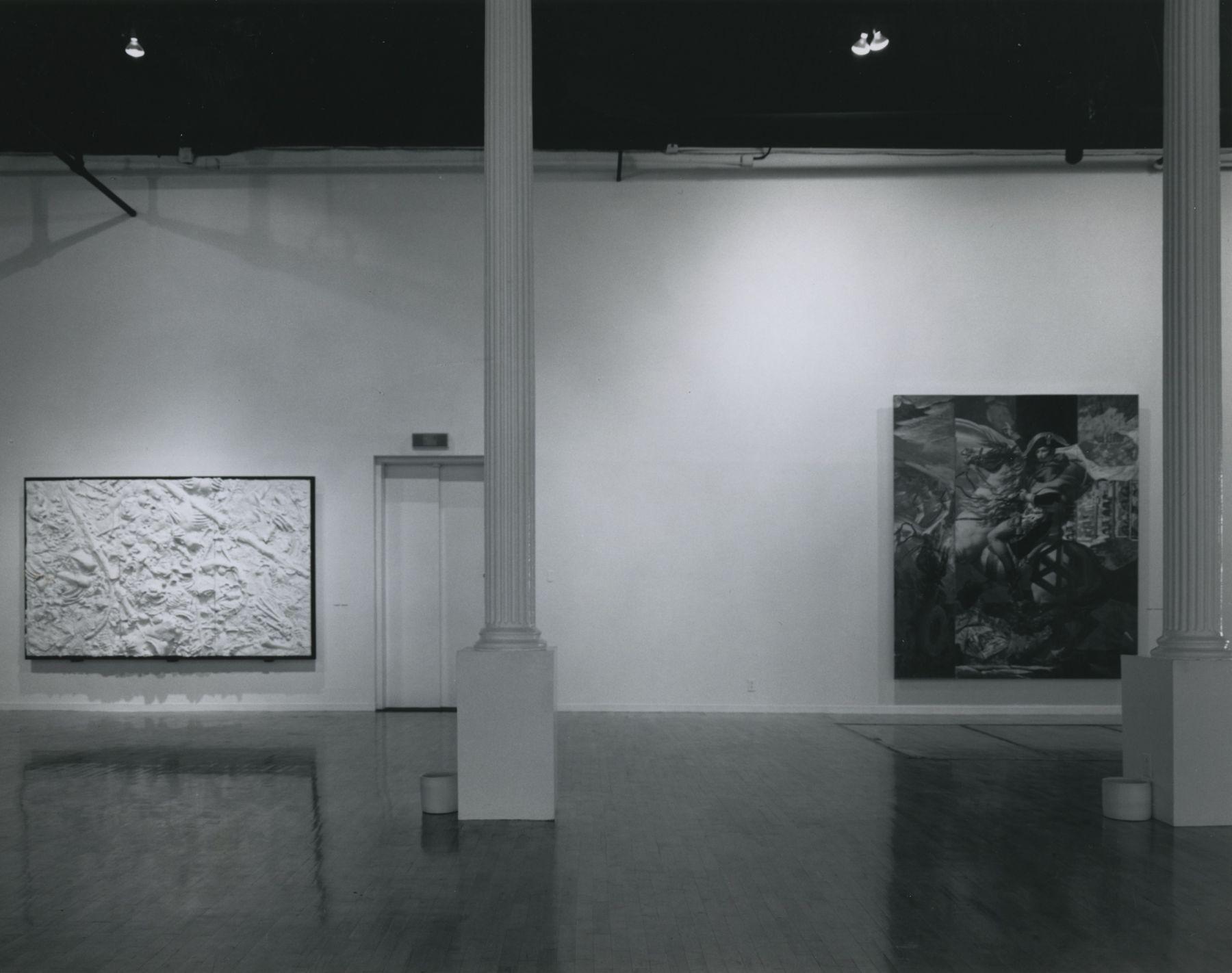 Installation view, Summer Group Exhibition, 142 GREENE