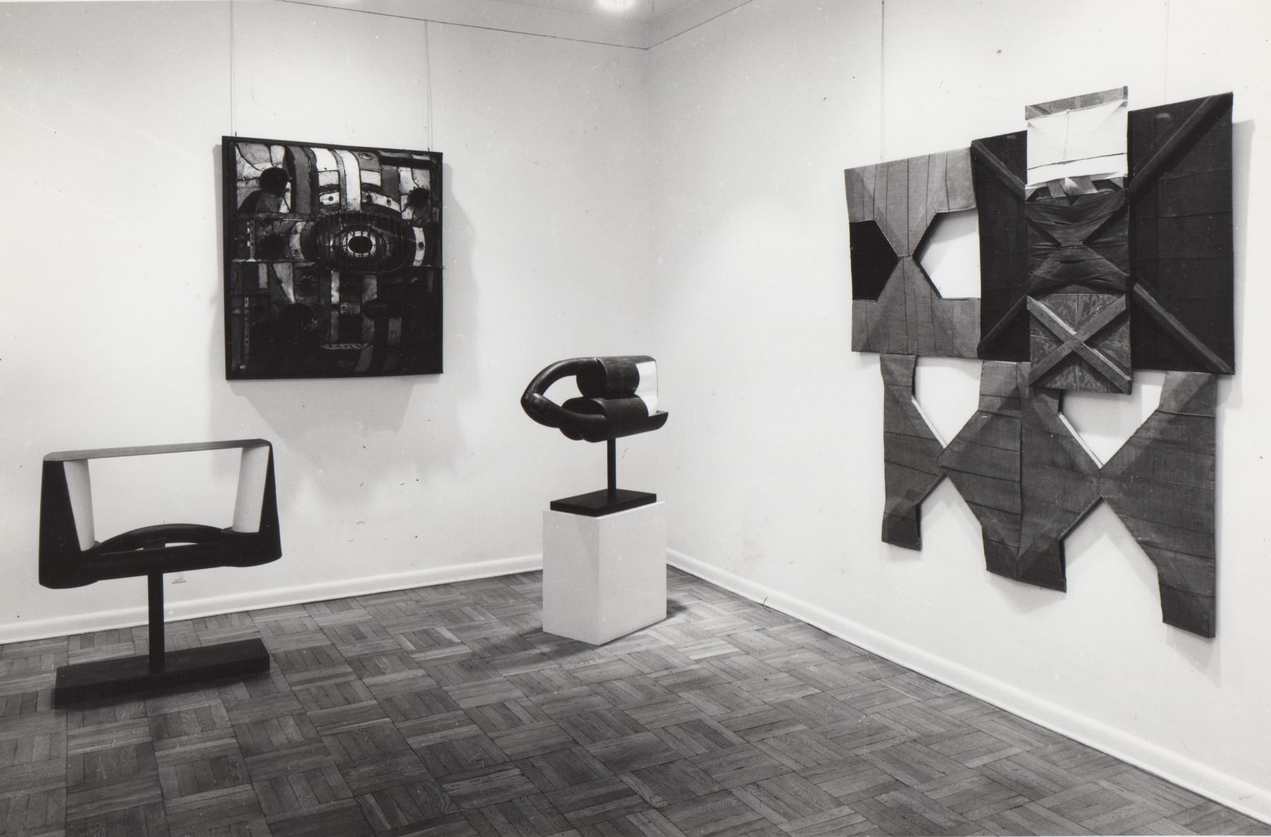 Installation view, Summary 1959 – 1960, 4 EAST 77