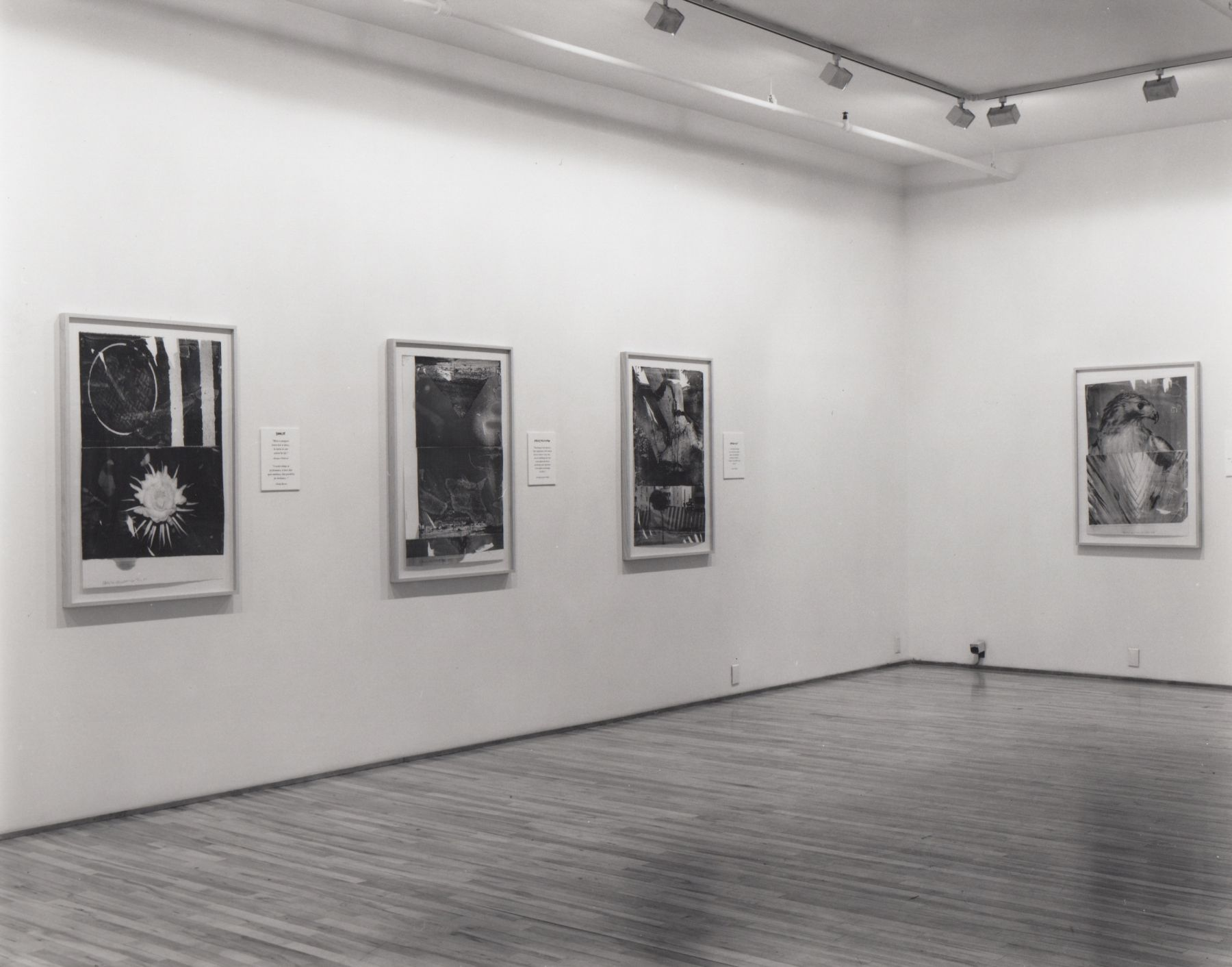 Installation view, Robert Rauschenberg: Tribute 21, 578 BROADWAY