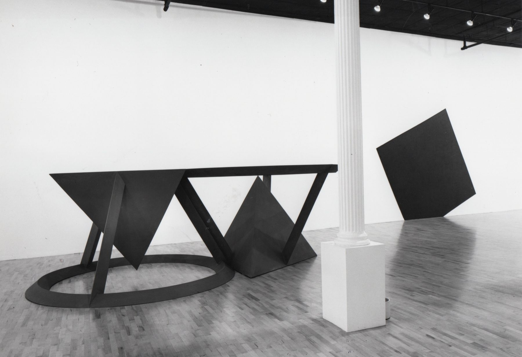 Installation view, Group Show, 142 GREENE.