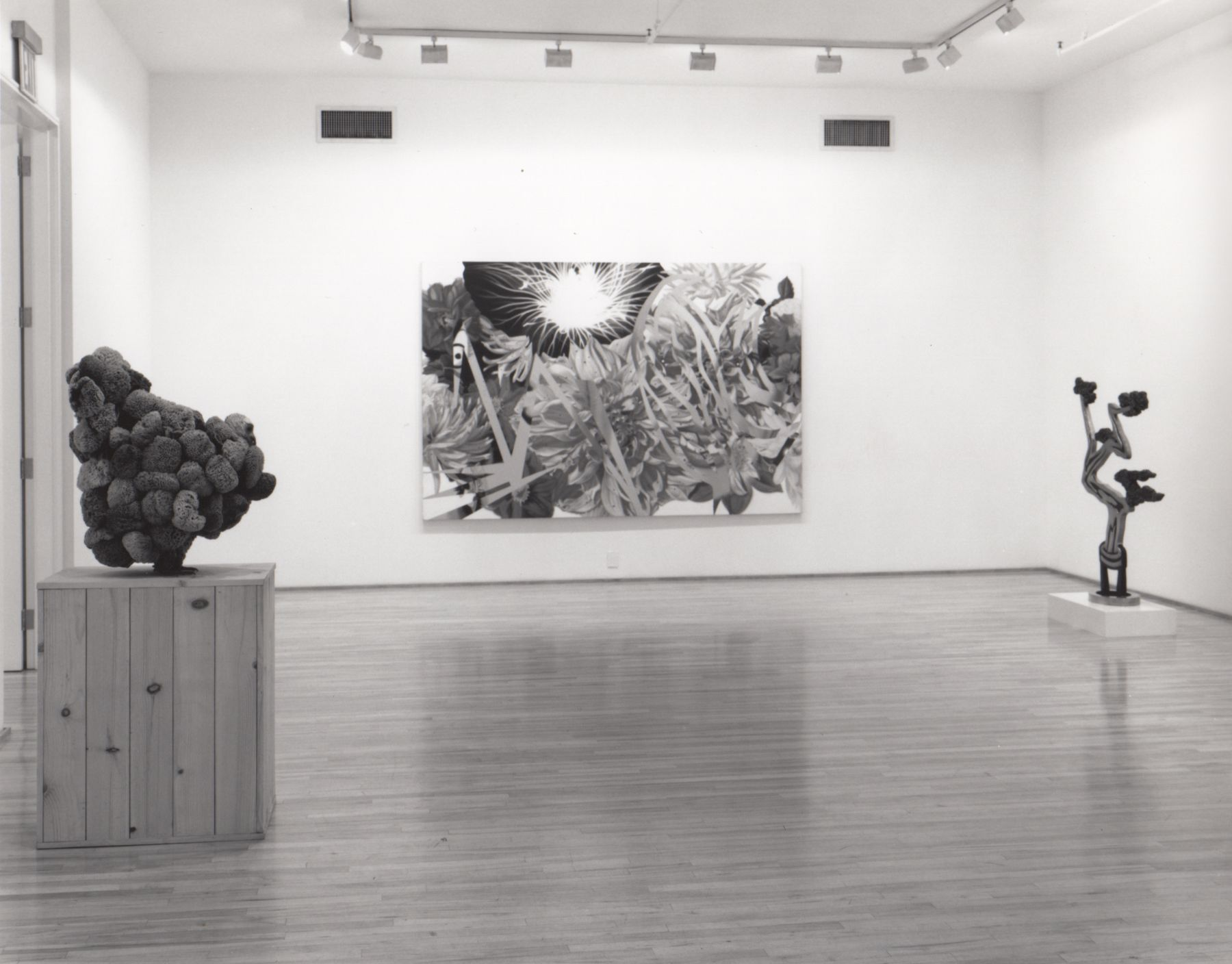 Installation view, Summer Group Exhibition, 578 BROADWAY