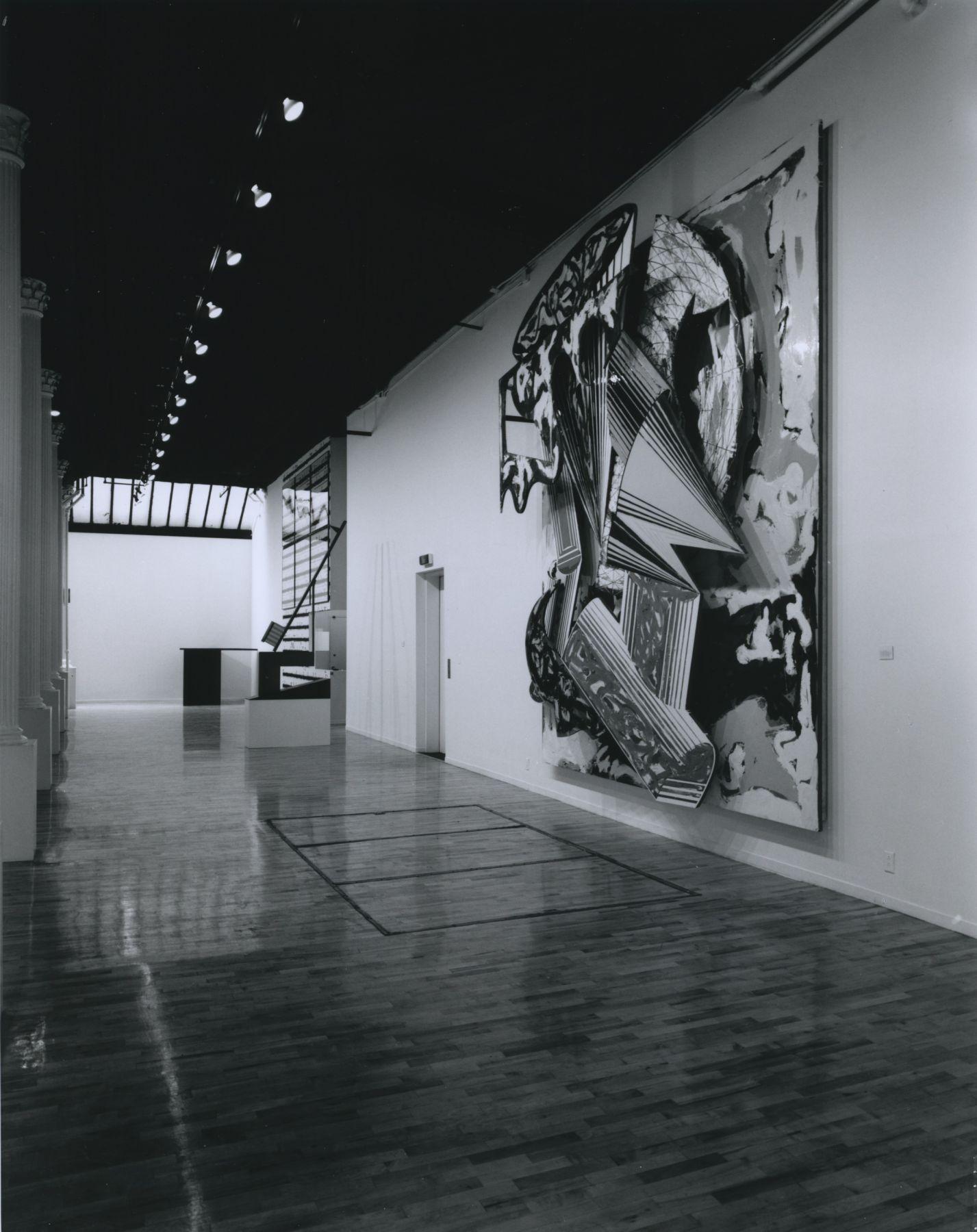 Installation view, Summer Group Exhibition, 142 GREENE.