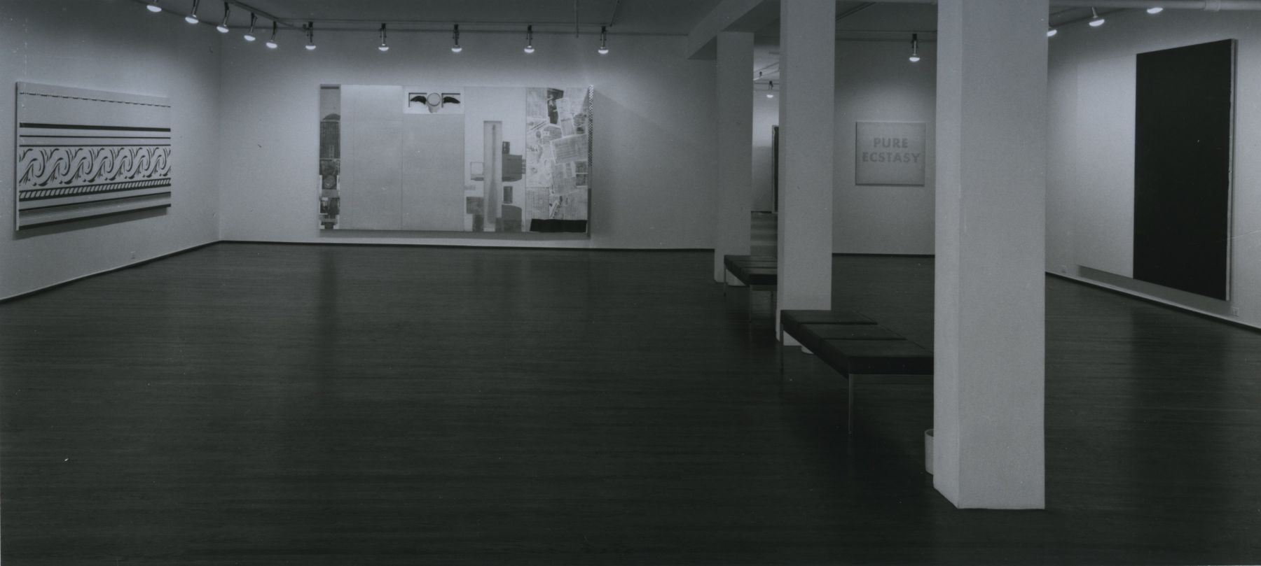 Installation view, Group Exhibition, 420 WEST BROADWAY.